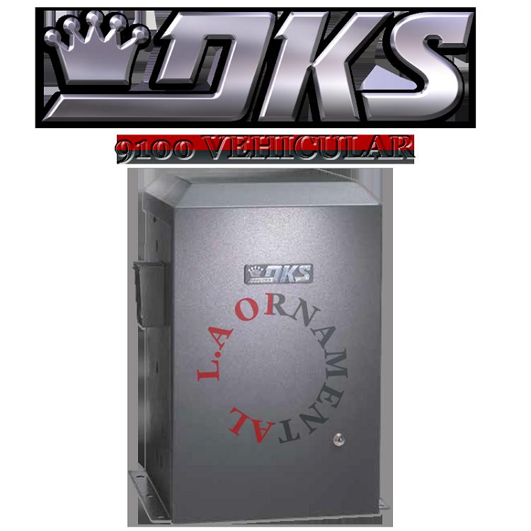 Doorking slide gate opener commercial sliding dks