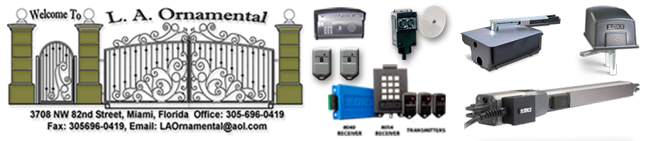 Doorking gate openers, Access Control Solutions