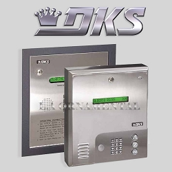 Doorking 1834-089 Wall Mount, Hands Free