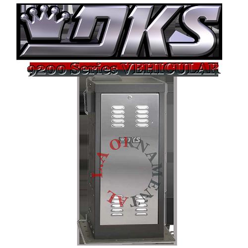 Doorking super heavy duty industrial commercial