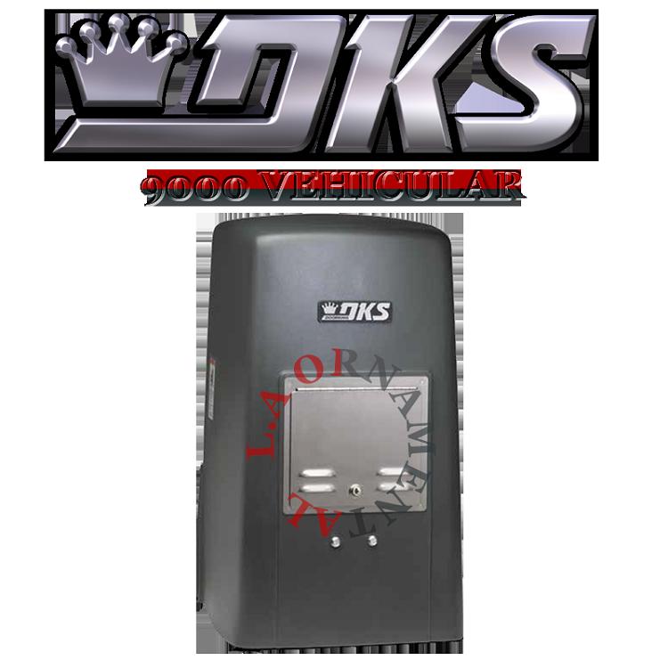 Doorking 9000 Slide Gate Opener 1 2hp 208v Primary Unit