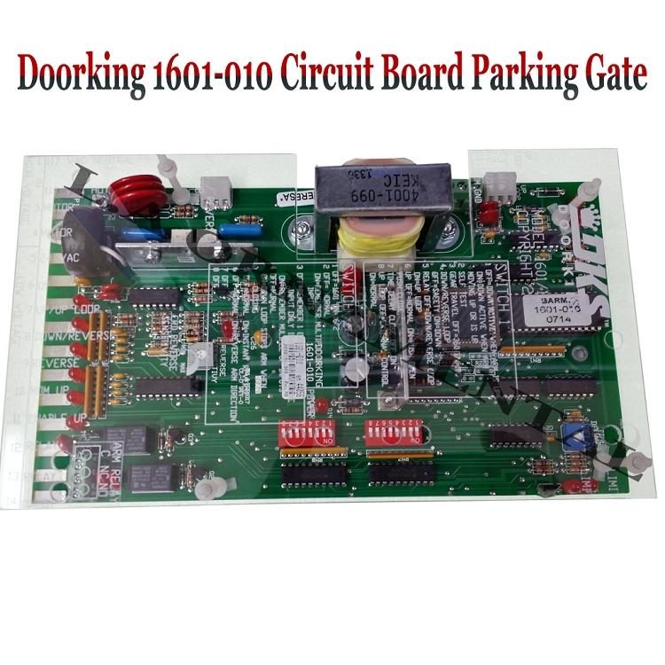 Doorking 1601 010 Circuit Board Dks 1601 010 Control Board