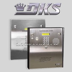Doorking 1833 080 Surface Mount, Hands Free access control system