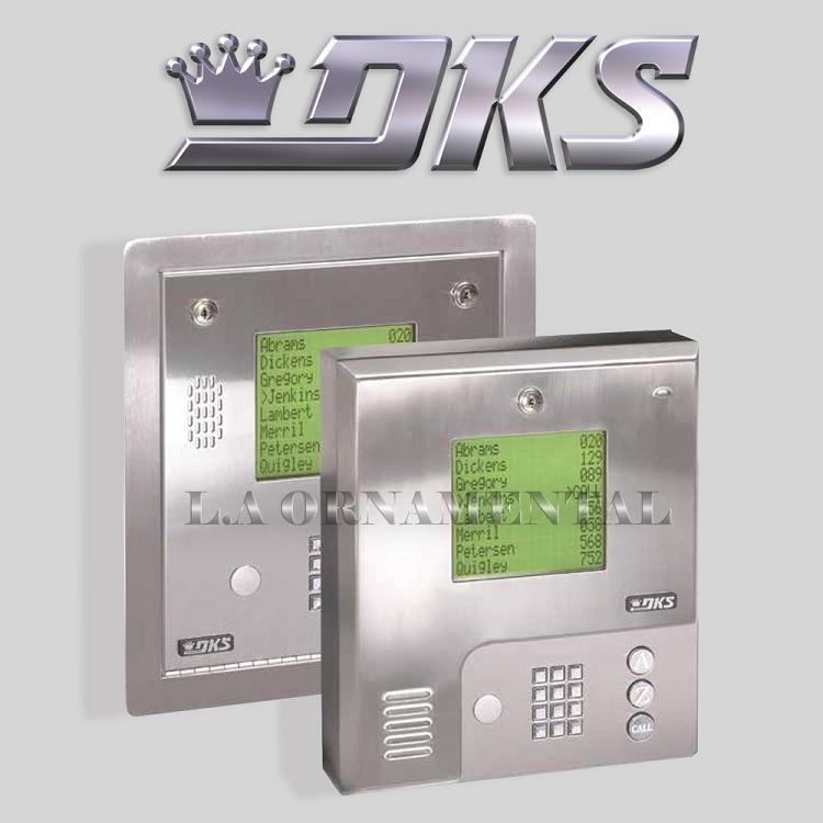 Doorking flush mount hands free requires