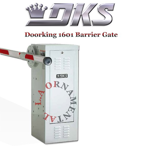 Doorking 1601 080 Single Gate Barrier Commercial Industrial Barrier