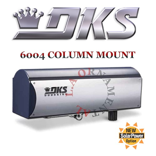 Doorking gate openers 6004 Column Mount Actuator Operator Only